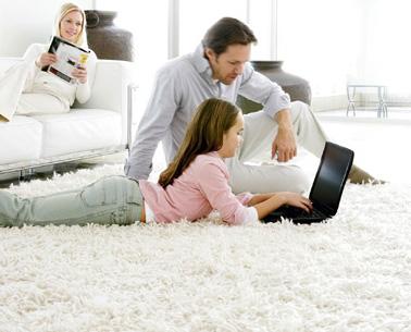 family carpet