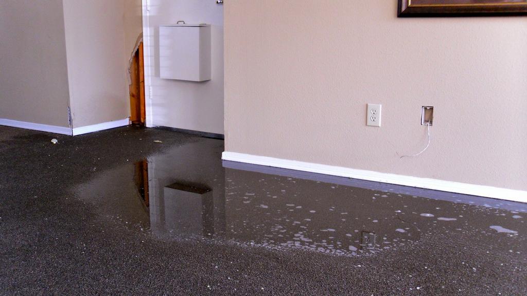 Carpet flooding