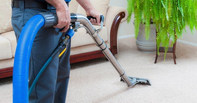 Dry Cleaning Carpets